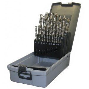 Poranteräsarja 25-osaa 1-13mm HSS-G TT-DRILL - Ammattilaatu