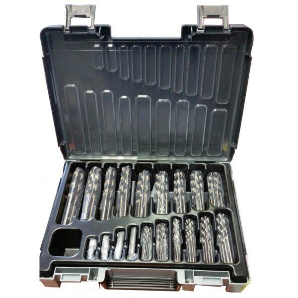 Poranteräsarja 70-osaa 1-10mm HSS-G TT-DRILL