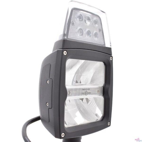 Arctic Bright BL LED 3600lm auravalo lämpövastuksella