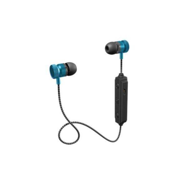 XX.Y Metal Pro Siniset Bluetooth nappikuulokkeet