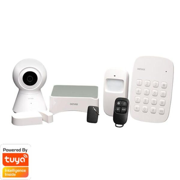 Denver SHA-150 Kodin valvontajärjestelmä Wifi