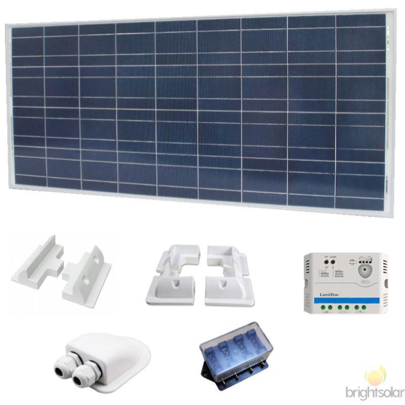 Aurinkopaneelit ja akut