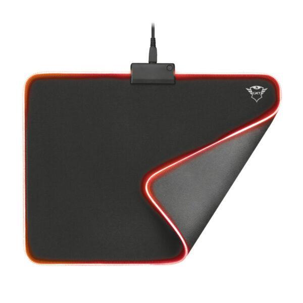 Trust GXT 762 Glide-Flex RGB taipuisa hiirimatto
