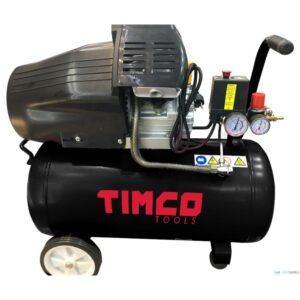 Timco 3HP 50L v-lohko kompressori