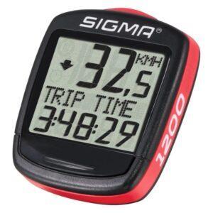 Langaton polkupyörän mittari Sigma Baseline BC1200
