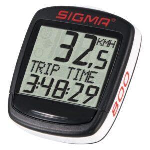 Polkupyörän mittari SIGMA, Baseline BC800