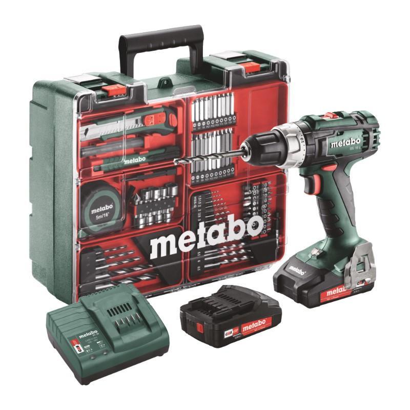 Metabo akku- ja sähkötyökalut