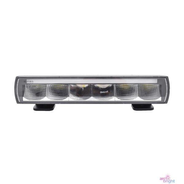 Arctic Bright BL 60W Slim LED lisävalopaneeli parkkivalolla