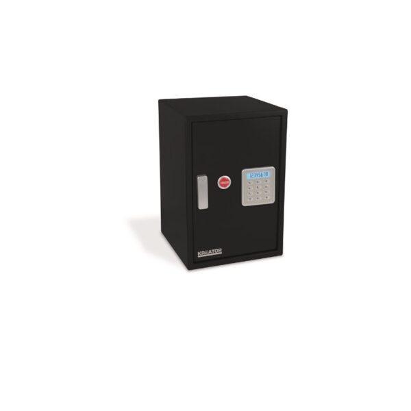 Kreator elektroninen kassakaappi 520x350x360 musta