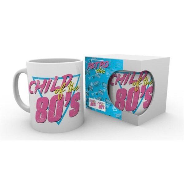 Retro Chic 80's muki