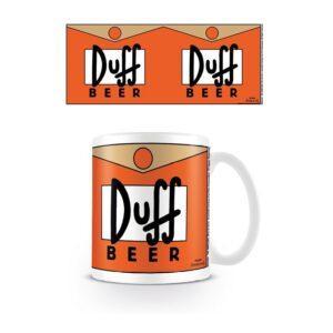 The Simpsons Duff Beer muki 315ml