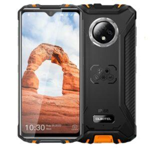 Oukitel WP8 Pro IP68 älypuhelin musta oranssi