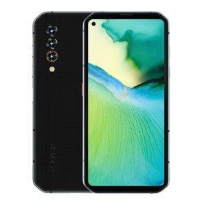 Blackview BL6000 Pro 5G, 256 GB/8Gb, Iskunkestävä älypuhelin, musta