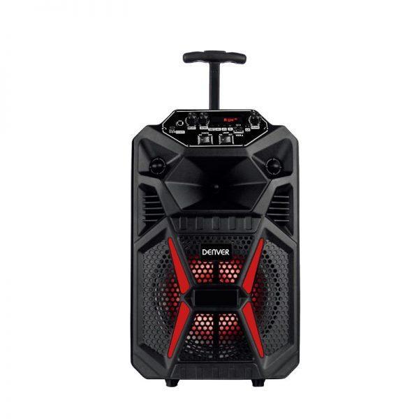 """Denver Bluetooth kaiutin 8"""" TSP-120, liikuteltava partybox"""