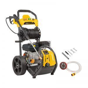 Powerplus polttomoottori painepesuri 270 bar, 540l, itseimevä, 210 cc, powxg9100