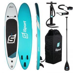 iSport SeaDevil 305 SUP-lauta paketti