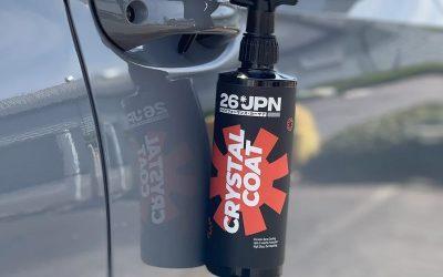 26JPN Crystal Coat & Hydro Coat – Ehkäpä helpoin tapa suojata auton pinta?