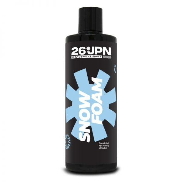 26JPN Snow Foam 500 ml vaahtopesuaine