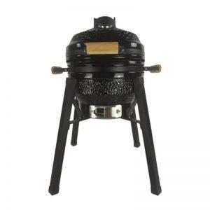 "Loimo Kamado keraaminen grilli 16"" - musta"