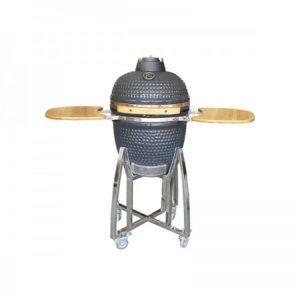 """Loimo Kamado keraaminen grilli 22"""" - harmaa"""