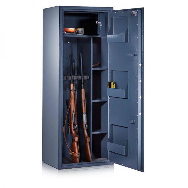 Tooltech 14 aseen asekaappi