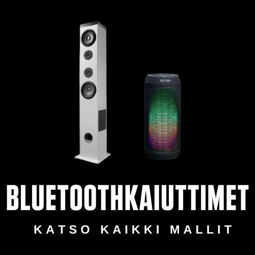 Bluetooth kaiuttimet